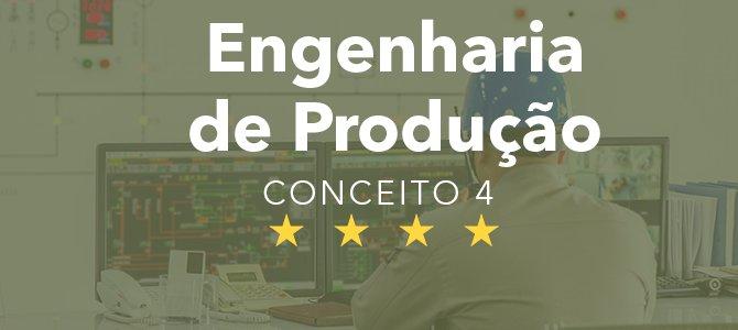 Engenharia de Produção da UFAM recebe conceito 4 pelo Inep/MEC